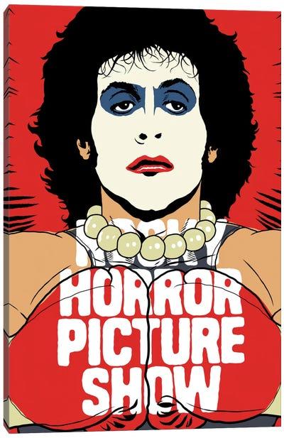 Horror Picture Canvas Art Print