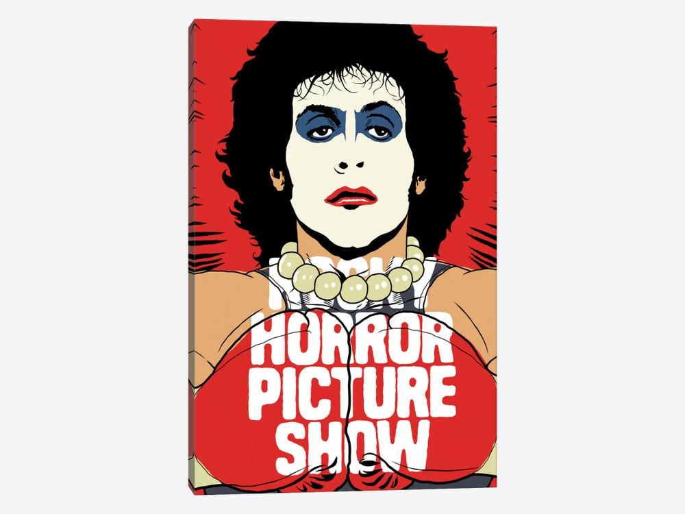 Horror Picture by Butcher Billy 1-piece Canvas Artwork