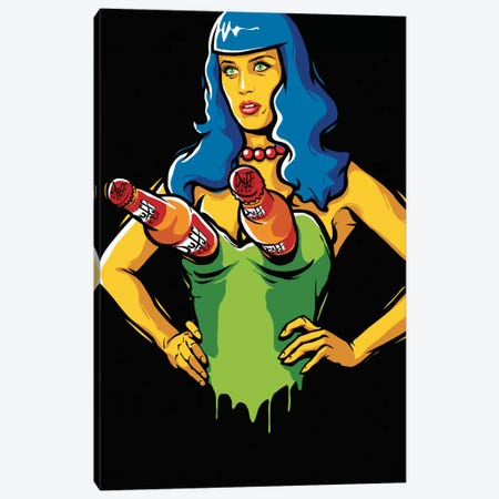 DuffPerry Canvas Print #BBY17} by Butcher Billy Canvas Art Print