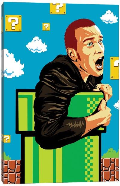 It's A Me... Mark Canvas Art Print