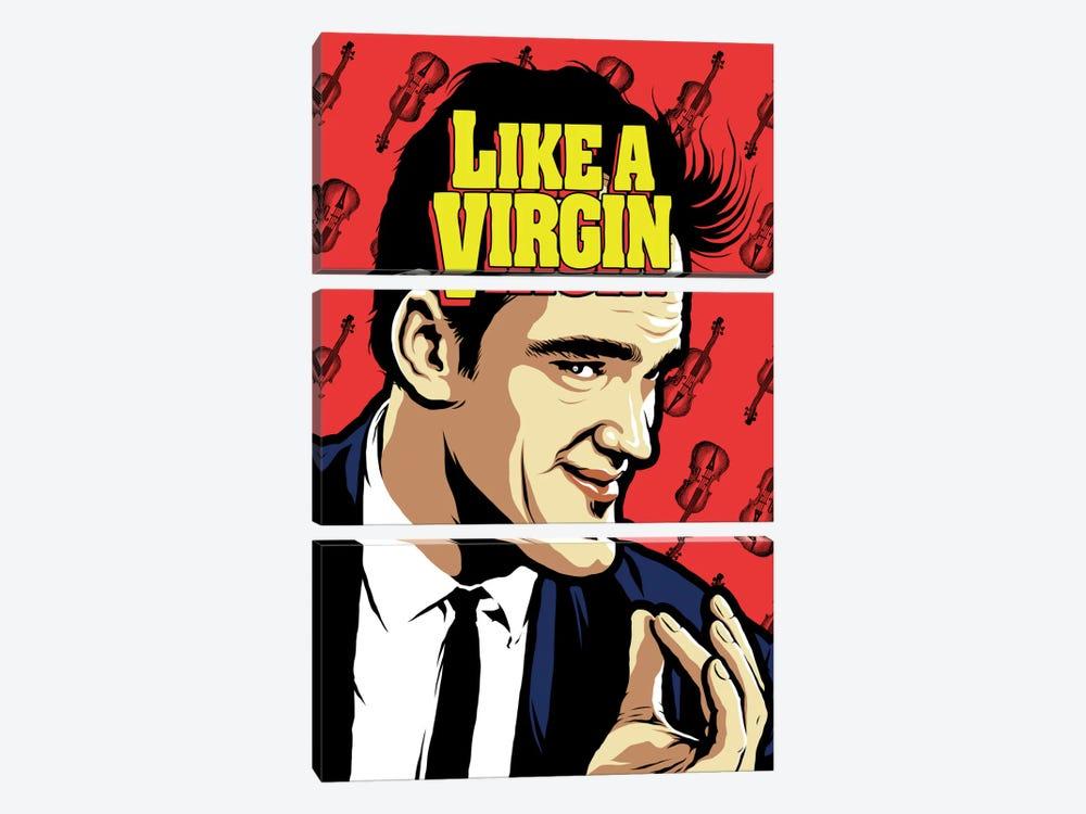 Like A Virgin by Butcher Billy 3-piece Canvas Wall Art