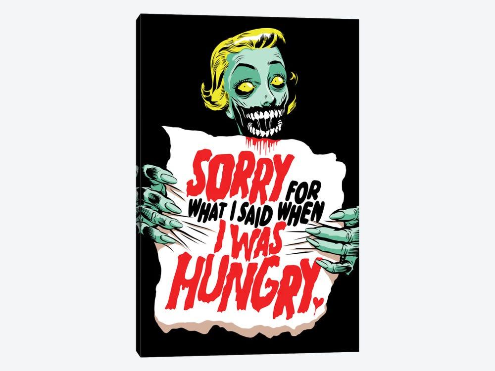 Sorry Zombie by Butcher Billy 1-piece Art Print