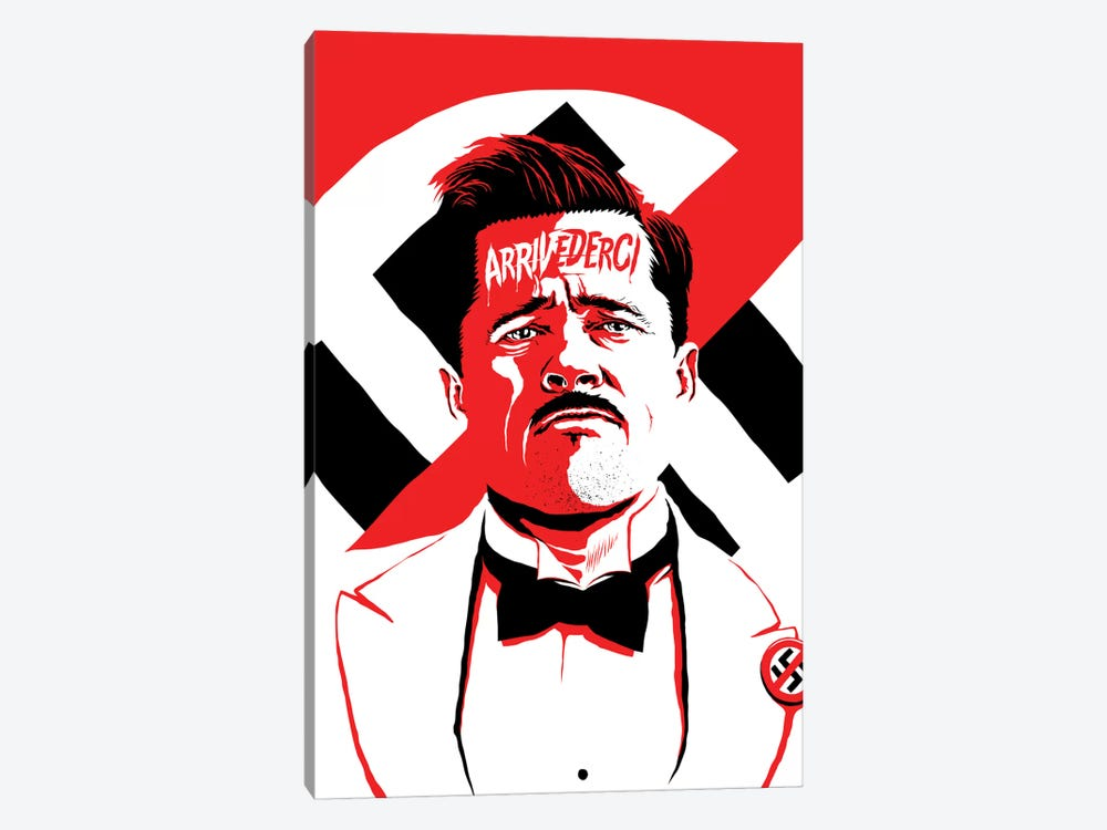 Arrivederci II by Butcher Billy 1-piece Canvas Wall Art
