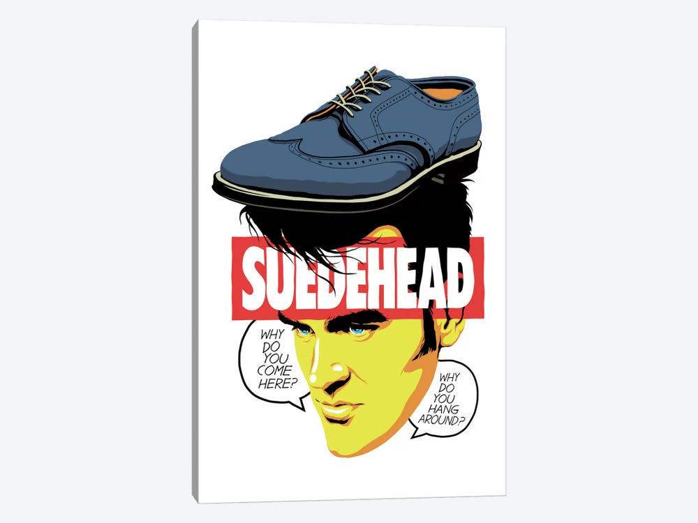 Suede Head by Butcher Billy 1-piece Canvas Print
