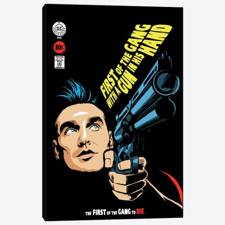 First of the Gang Canvas Print #BBY20} by Butcher Billy Canvas Print