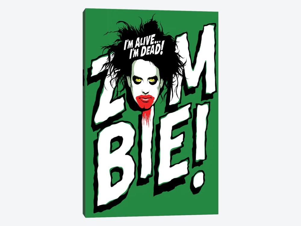 Zombie! by Butcher Billy 1-piece Canvas Wall Art