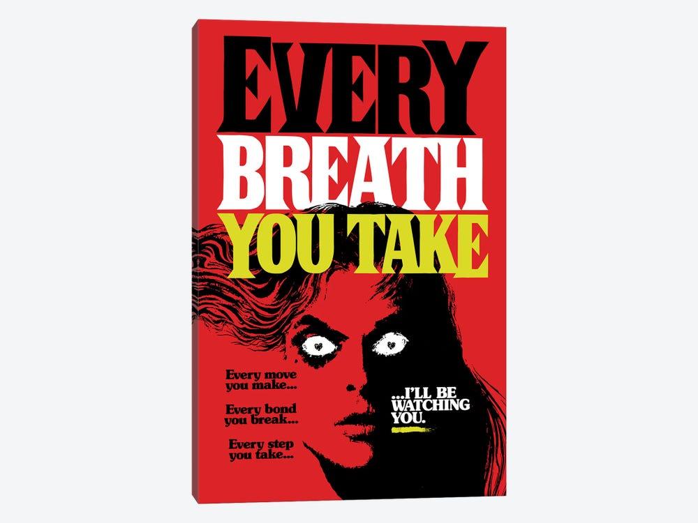 Every Breath You Take by Butcher Billy 1-piece Canvas Artwork