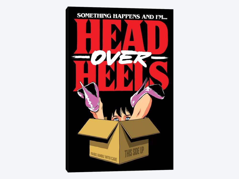 Head Over Heels by Butcher Billy 1-piece Art Print