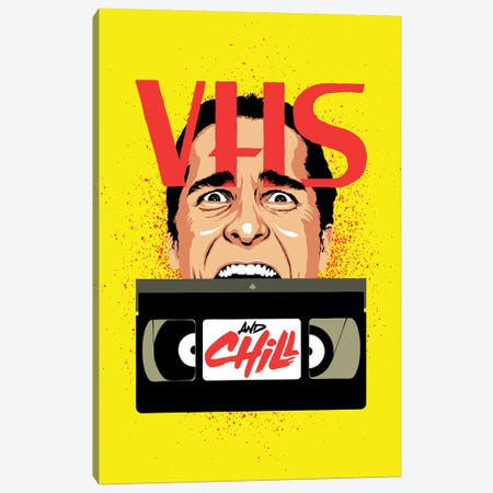 Chill Canvas Print #BBY254} by Butcher Billy Canvas Art Print