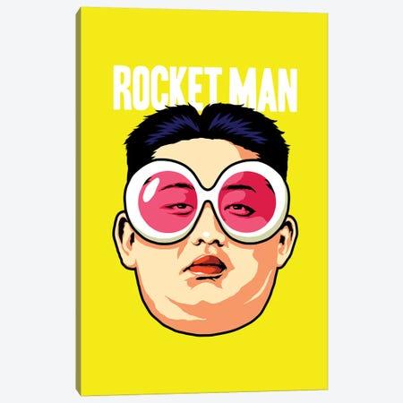 Rocket Man Canvas Print #BBY259} by Butcher Billy Canvas Artwork