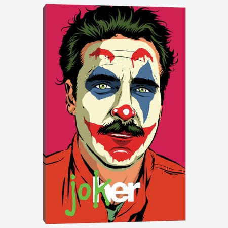 Crazy Love Canvas Print #BBY266} by Butcher Billy Canvas Artwork