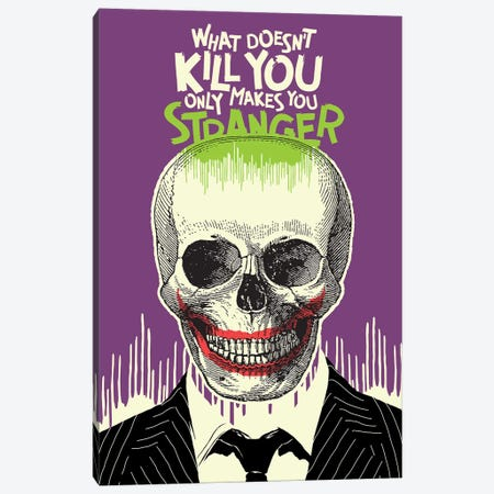 The Stranger Canvas Print #BBY279} by Butcher Billy Canvas Wall Art