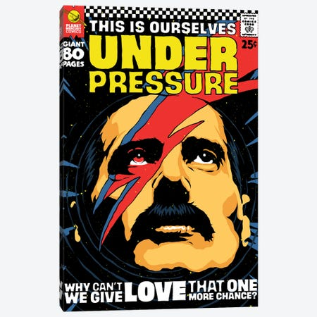 The Pressure Canvas Print #BBY292} by Butcher Billy Canvas Artwork