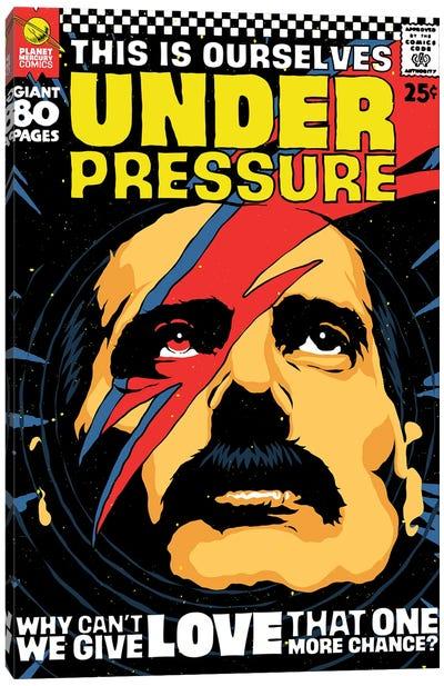 The Pressure Canvas Art Print