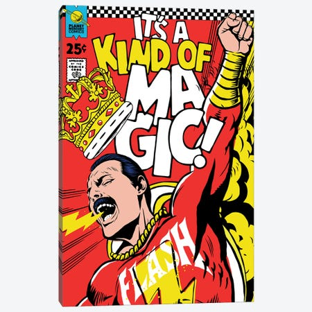 Magic Canvas Print #BBY295} by Butcher Billy Canvas Art Print