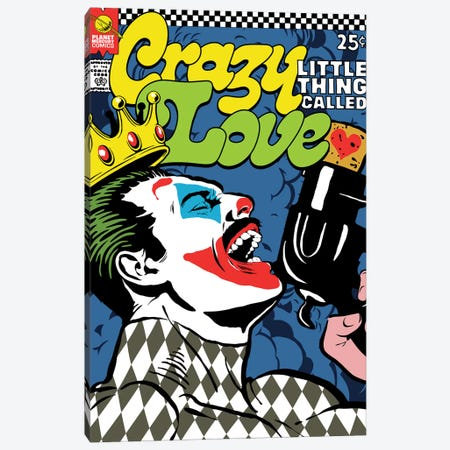 The Little Thing Canvas Print #BBY296} by Butcher Billy Canvas Print