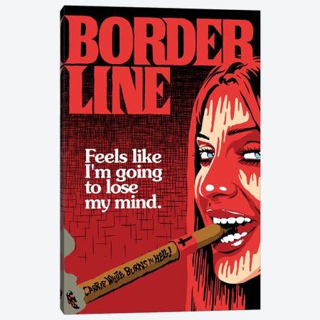 The Border Canvas Print #BBY304} by Butcher Billy Canvas Art Print