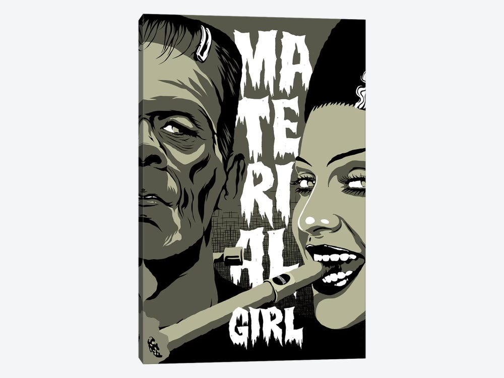 Material by Butcher Billy 1-piece Canvas Wall Art