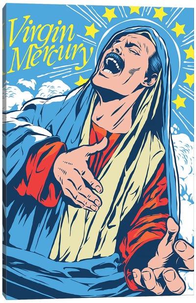 Virgin Mercury Canvas Art Print