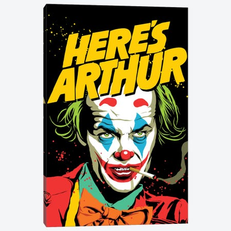 Pale Moonlight Canvas Print #BBY328} by Butcher Billy Canvas Artwork