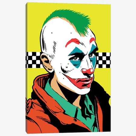 Driving Crazy Canvas Print #BBY329} by Butcher Billy Canvas Wall Art