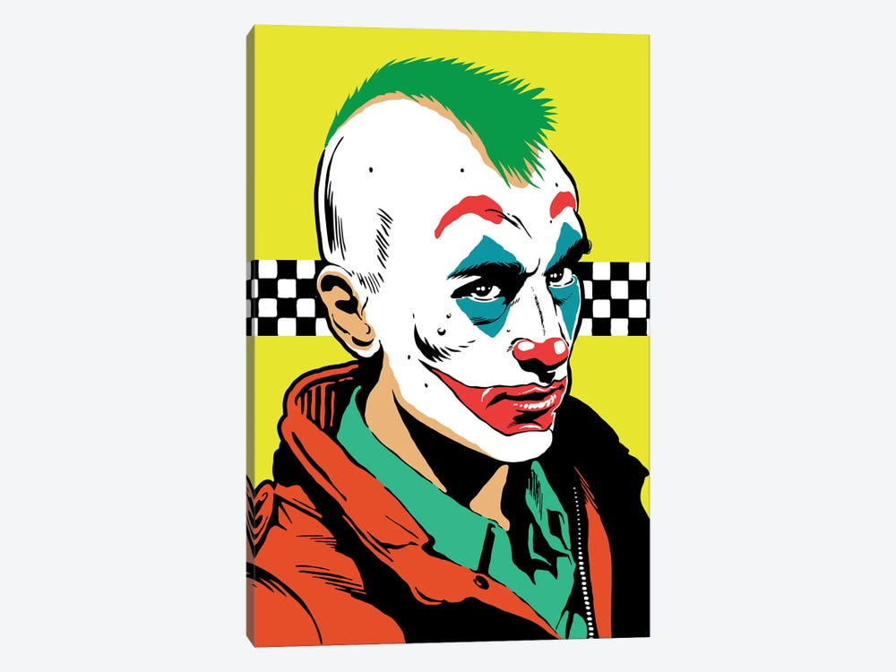 Driving Crazy by Butcher Billy 1-piece Canvas Print