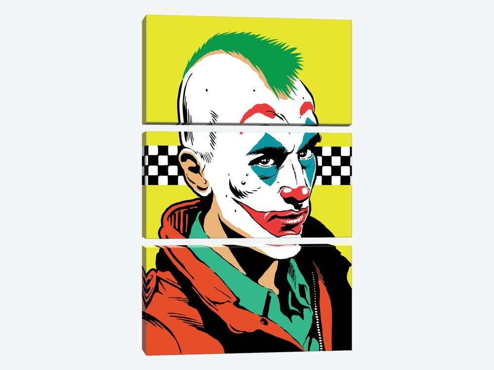 Driving Crazy by Butcher Billy 3-piece Art Print