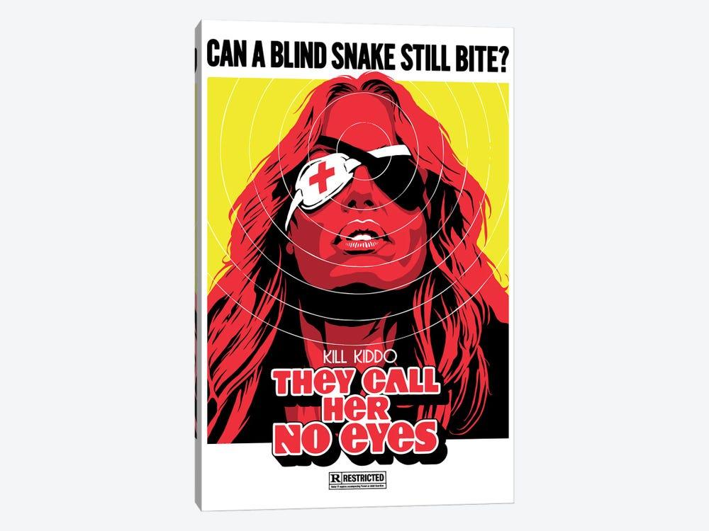 No Eyes by Butcher Billy 1-piece Canvas Art Print