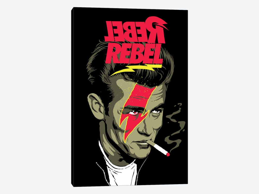 We Can Be Rebels by Butcher Billy 1-piece Canvas Print