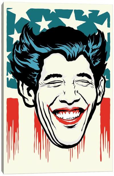 Yes We Joke Canvas Print #BBY42