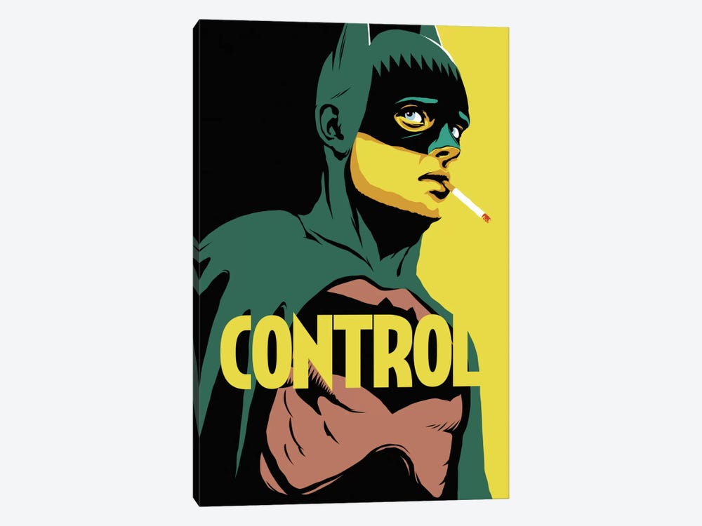 BatControl by Butcher Billy 1-piece Canvas Art Print