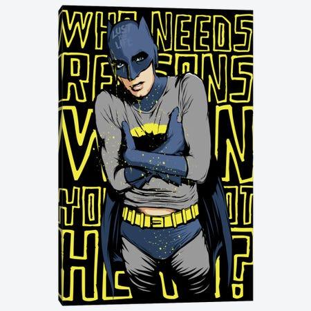 Batspotting Canvas Print #BBY5} by Butcher Billy Canvas Print