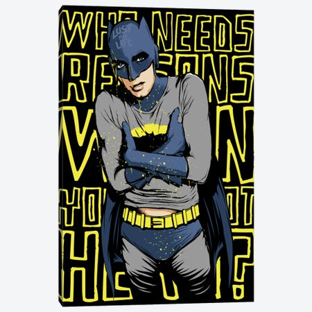 Batspotting Canvas Print #BBY5} by Butcher Billy Canvas Print