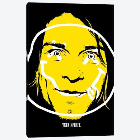 Teen Spirit I Canvas Print #BBY75} by Butcher Billy Canvas Art Print