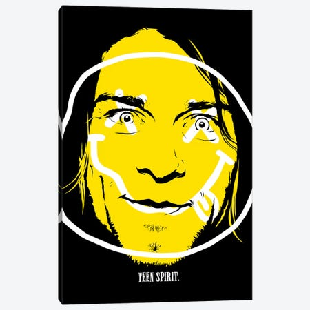 Teen Spirit Canvas Print #BBY75} by Butcher Billy Canvas Art Print