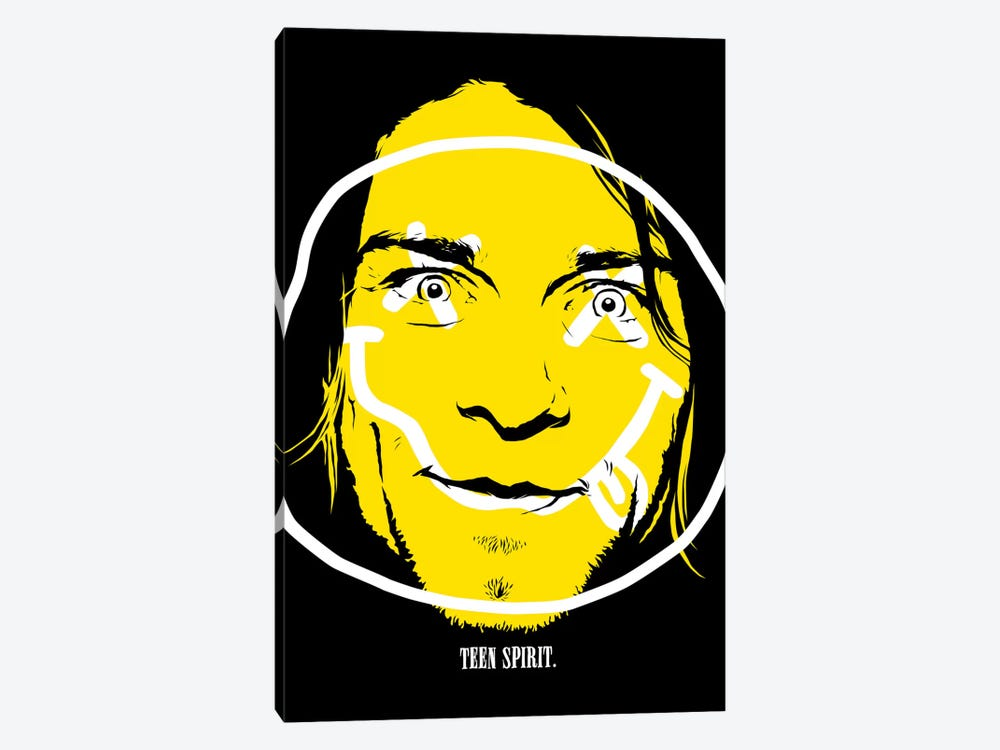 Teen Spirit by Butcher Billy 1-piece Canvas Art Print