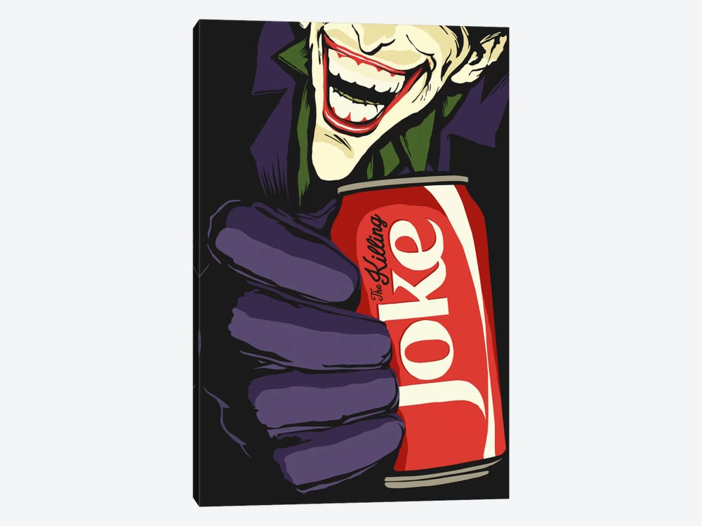 The Killing Joke by Butcher Billy 1-piece Canvas Print