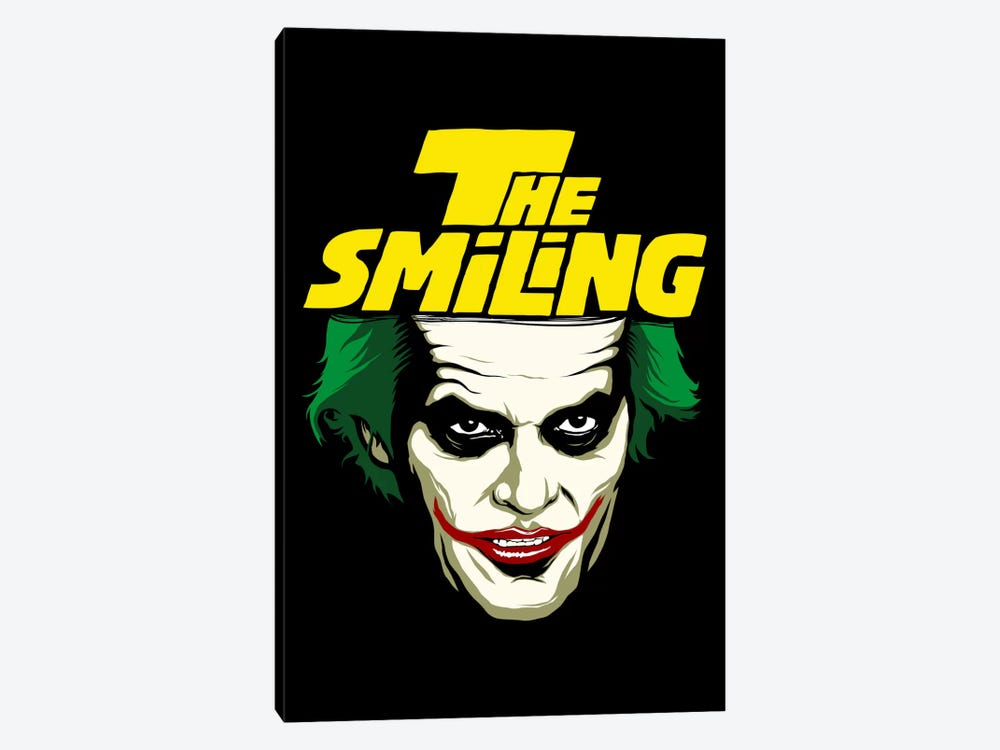 The Smiling by Butcher Billy 1-piece Canvas Print