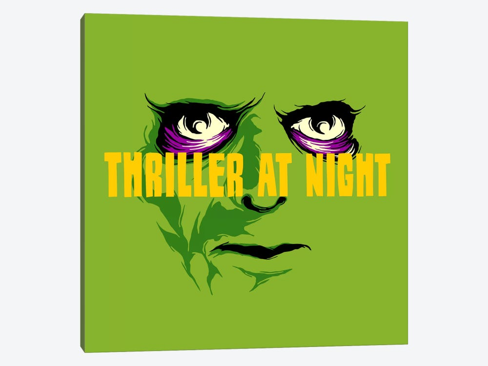 This Is Thriller - Part 2 by Butcher Billy 1-piece Canvas Art