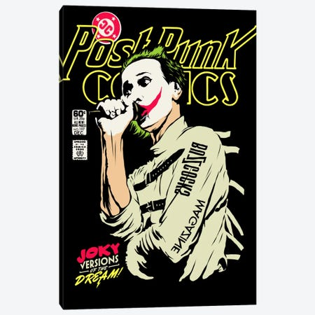 Post-Punk Joky Versions of the Dream Canvas Print #BBY97} by Butcher Billy Canvas Print