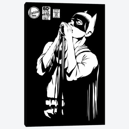 Post-Punk Shadowplay B&W Edition Canvas Print #BBY99} by Butcher Billy Canvas Wall Art