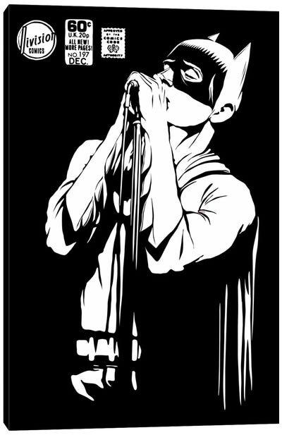 Post-Punk Shadowplay B&W Edition Canvas Print #BBY99