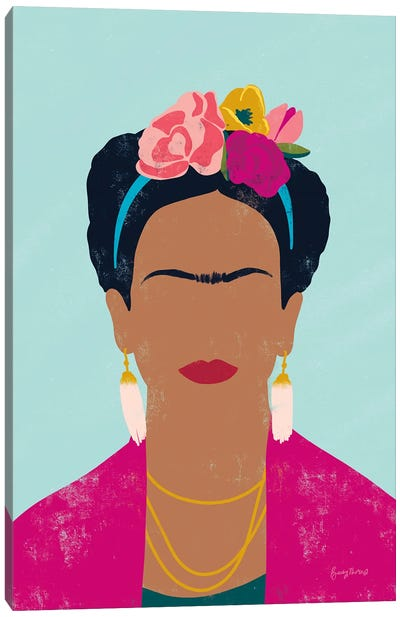 Frida Kahlo I Canvas Art Print