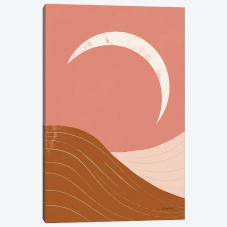 Desert Sunrise II Canvas Print #BCK157} by Becky Thorns Canvas Wall Art