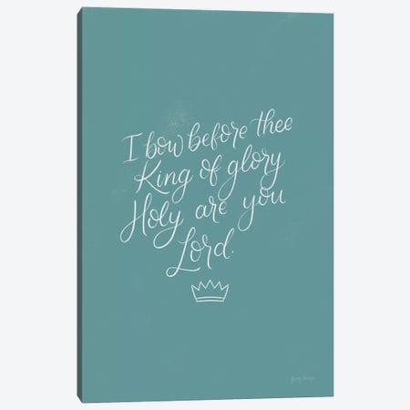 Sunday Hymn III Canvas Print #BCK47} by Becky Thorns Canvas Print
