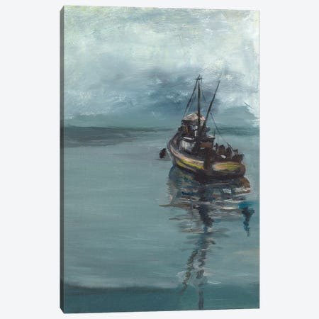 The Fisherman's Tale Canvas Print #BCM22} by Andy Beauchamp Canvas Wall Art