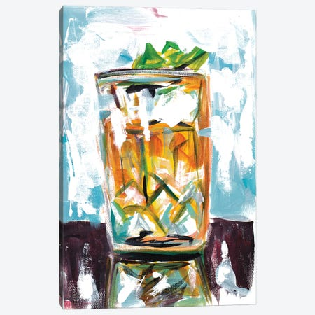 Drink on the Rocks Canvas Print #BCM25} by Andy Beauchamp Art Print