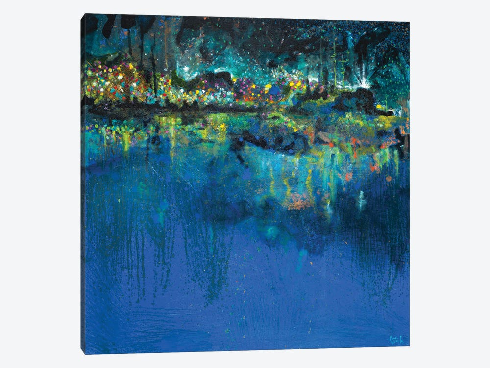 Lake Butler Abstract by Andy Beauchamp 1-piece Art Print