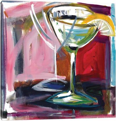 Party Drink Canvas Art Print