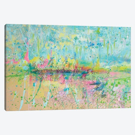 Colorful Distant Skies Canvas Print #BCM34} by Andy Beauchamp Canvas Artwork